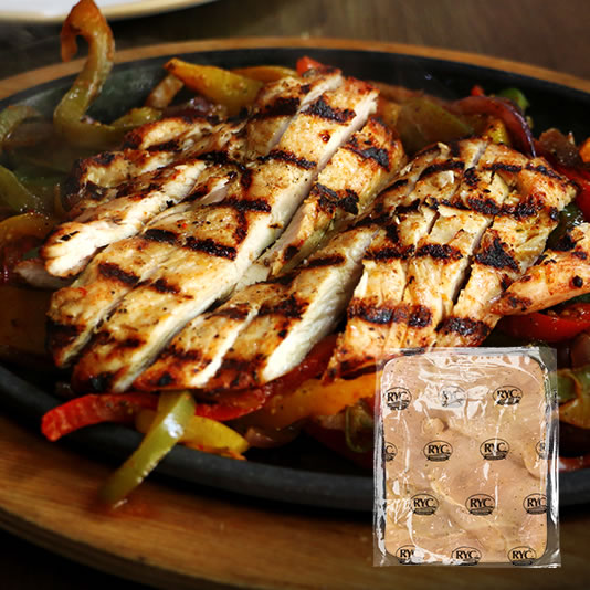 Foodservice: Chicken Thigh for Fajitas